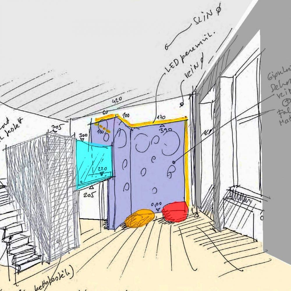 EK41 room sketch