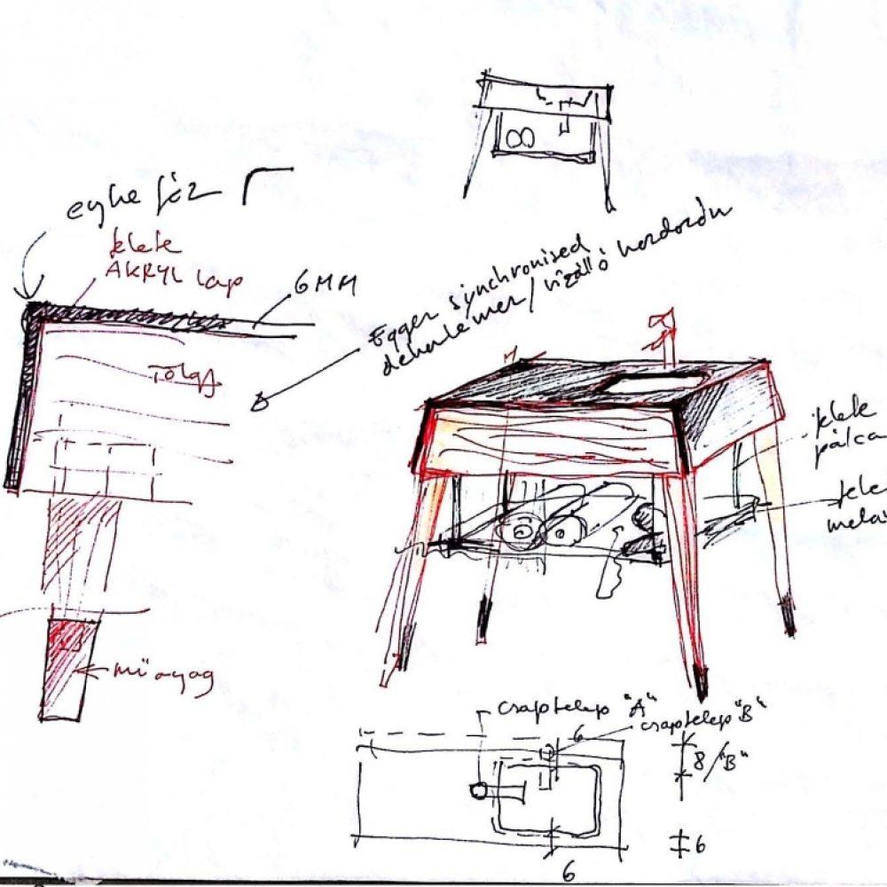 HOTEL DANUBIUS MARGITSZIGET sketch_bath1