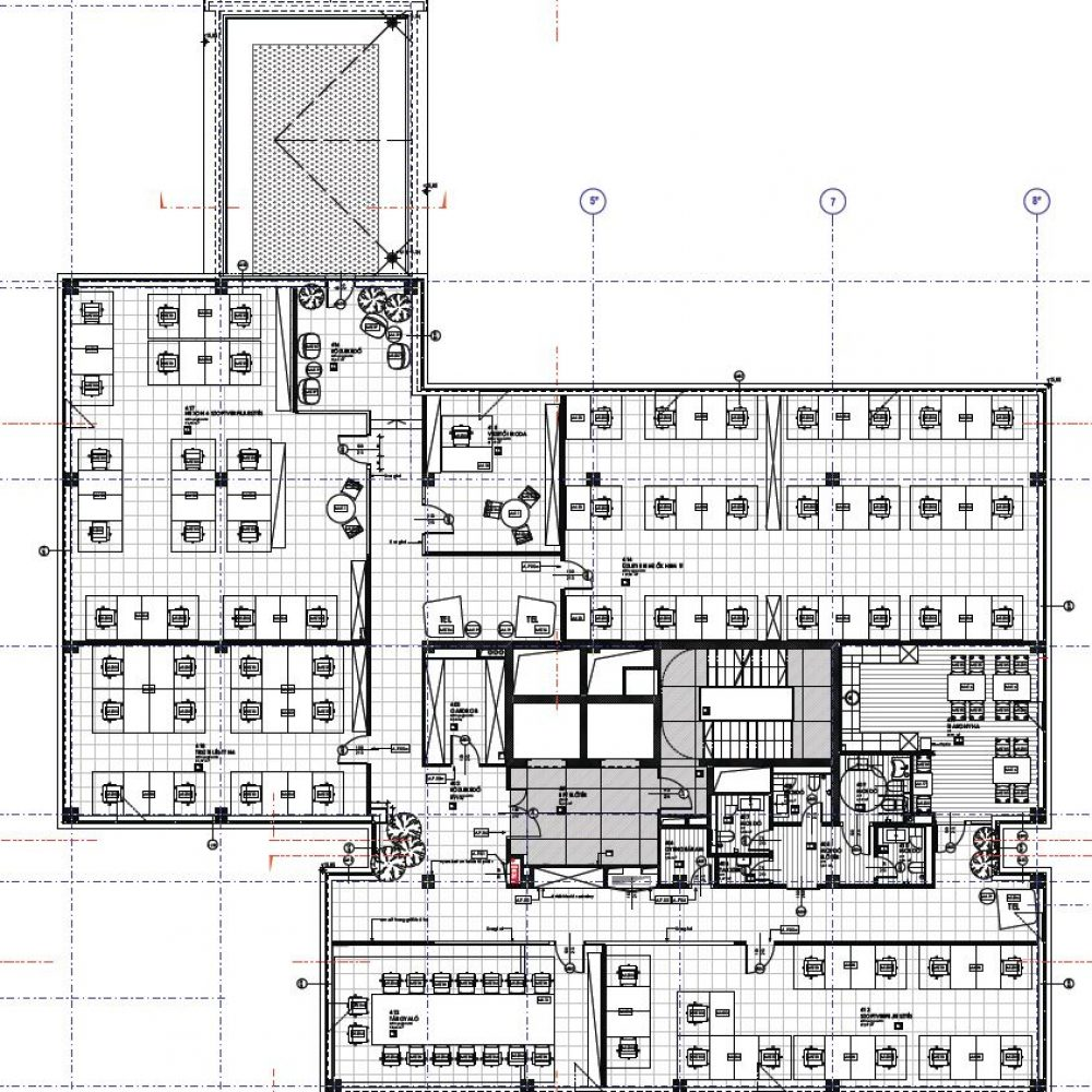 NEXON 4. level typical floorplan