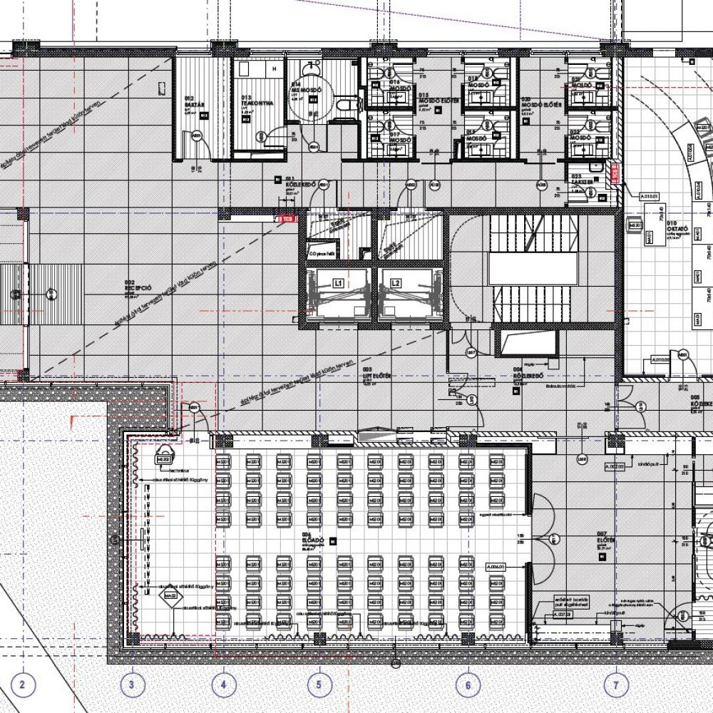 NEXON ground floor