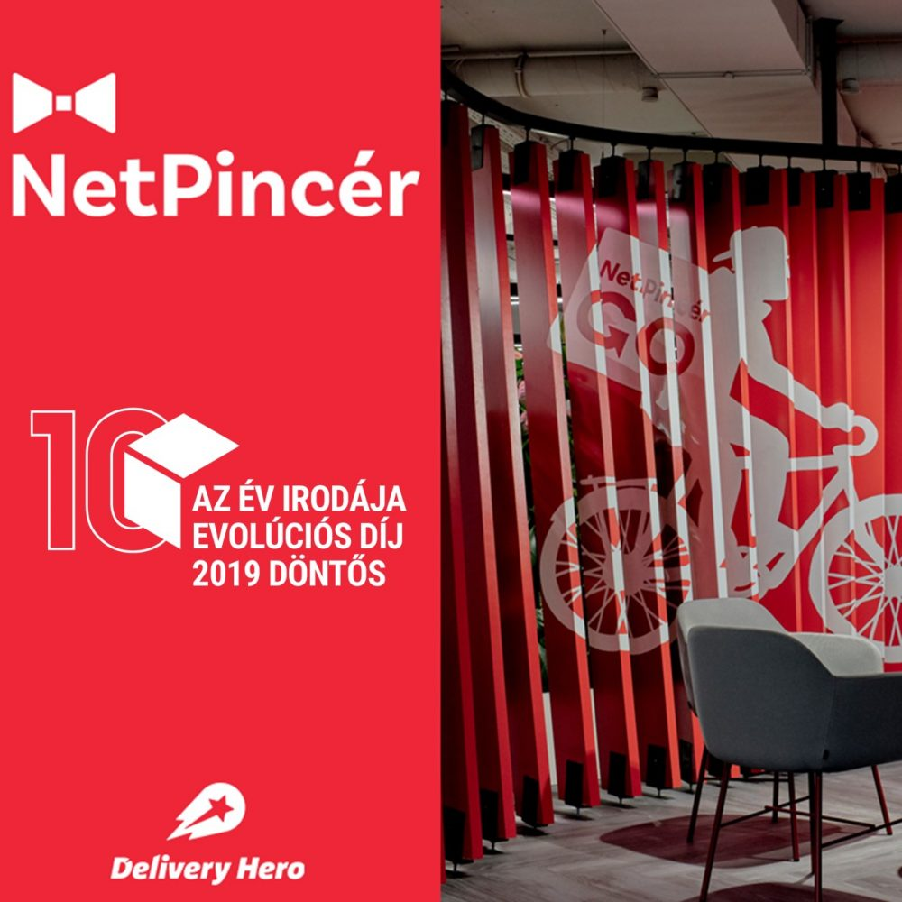 NetPincér | Delivery Hero Hungary Kft. – offices