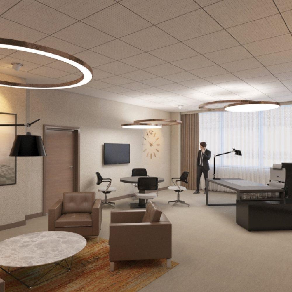SAMSUNG Overseas_President_Room