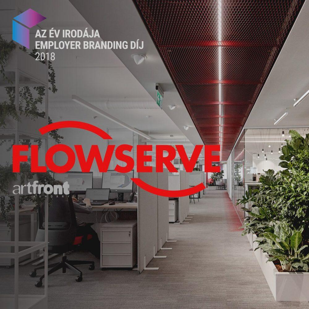 Az amerikai FLOWSERVE új Kutatás-Fejlesztési Központja, Budapest