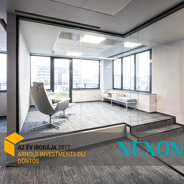 the new headquarter of NEXON
